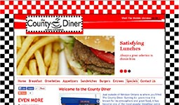 THE COUNTY DINER